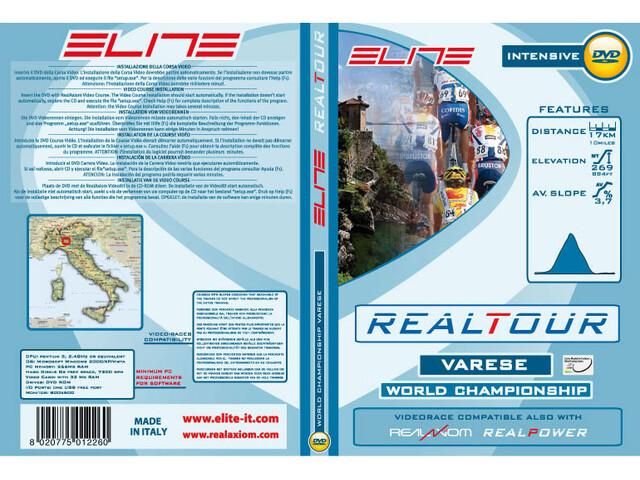 Elite DVD Varese 2008 Wordchampionships Real Axiom/Power/Tour zielony/biały